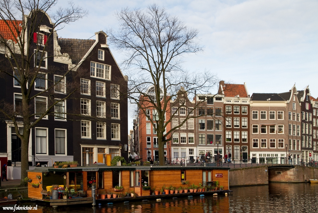 Amsterdam Prinsengracht www.fotovictoir.nl