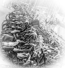 Amsterdam - Räder ohne Ende