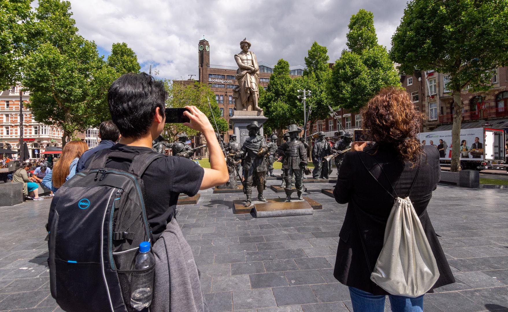 Amsterdam - Rembrandplein