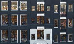 Amsterdam Spiegelungen