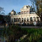 Amsterdam - Vondelpark - Vondelparkpaviljoen (former Film Museum) - 05