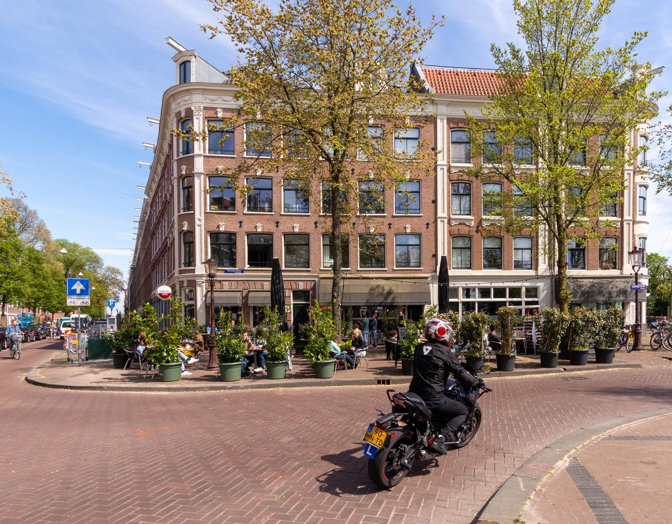 Amsterdam - Zeeheldenbuurt - Zoutkeetsplein - 03