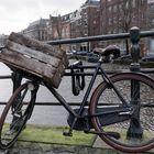 Amsterdamer Fahrrad