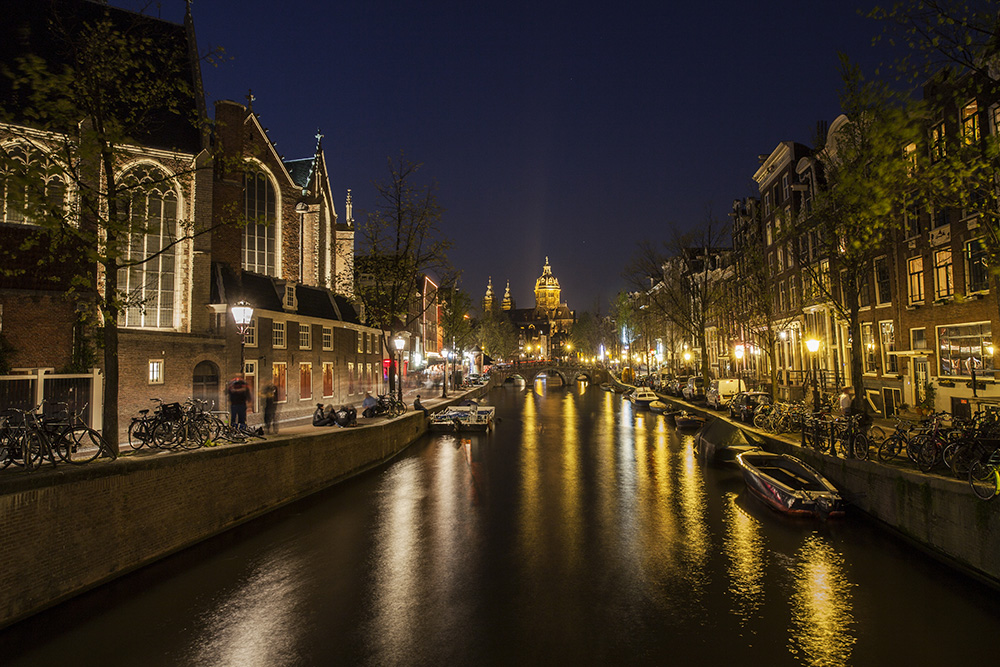 Amsterdam@night1