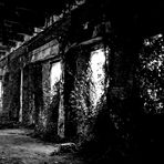 An abandoned place...