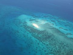 An Aerial View on the Reef