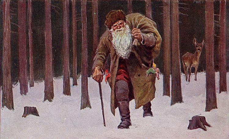 Nostalgische Weihnachtsbilder.An Alle Meine Buddies Und Fc Mitglieder Foto Bild Karten