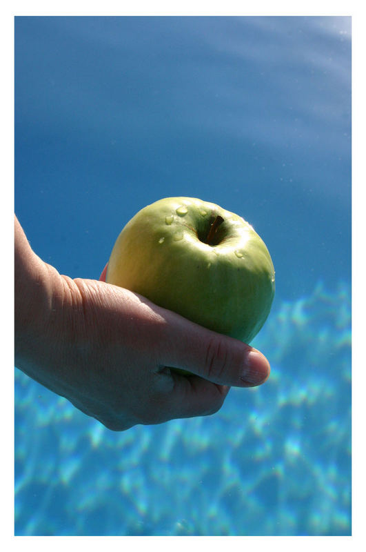 An apple a day, keeps the doctor away..