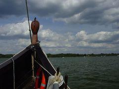 An Bord der  Kari 1