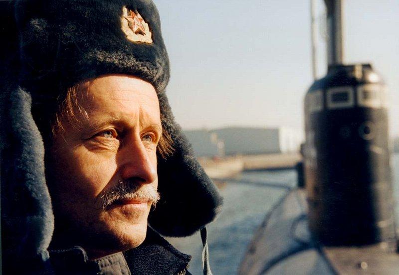An Bord, Genosse... Russland ist noch weit