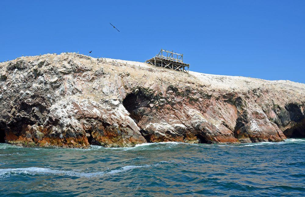An den Islas Ballestas vor der Halbinsel Paracas (2)
