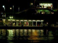 An den Landungsbrücken.!