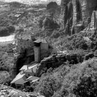 An den Meteora-Klöstern