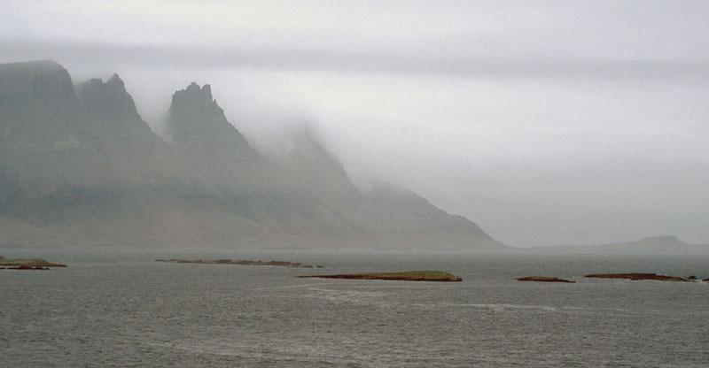An den Ostfjorden