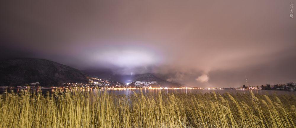 An den Ufern der Tegernsee`s