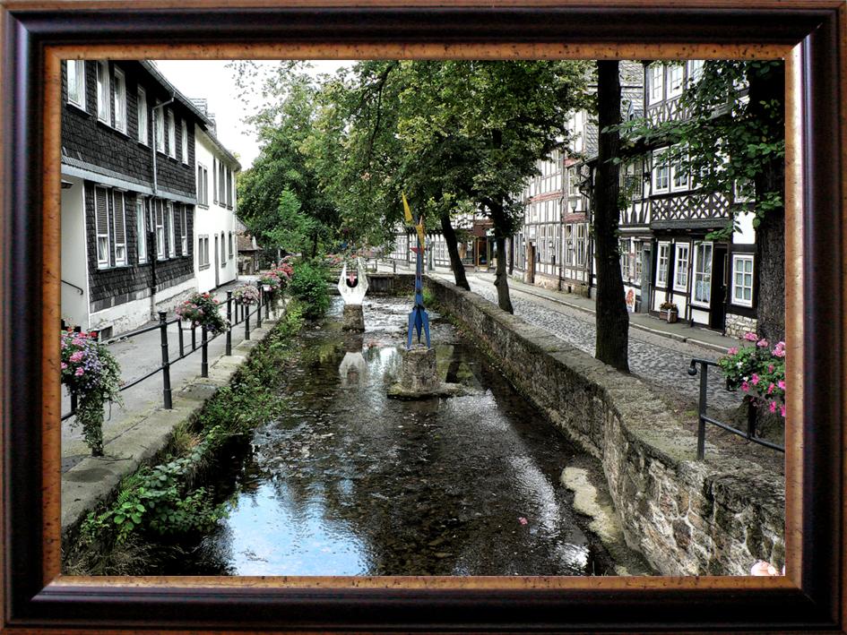 An der Abzucht - Goslar