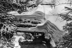 """An der """"Alten Klause"""" im Bayerischen Wald..."""