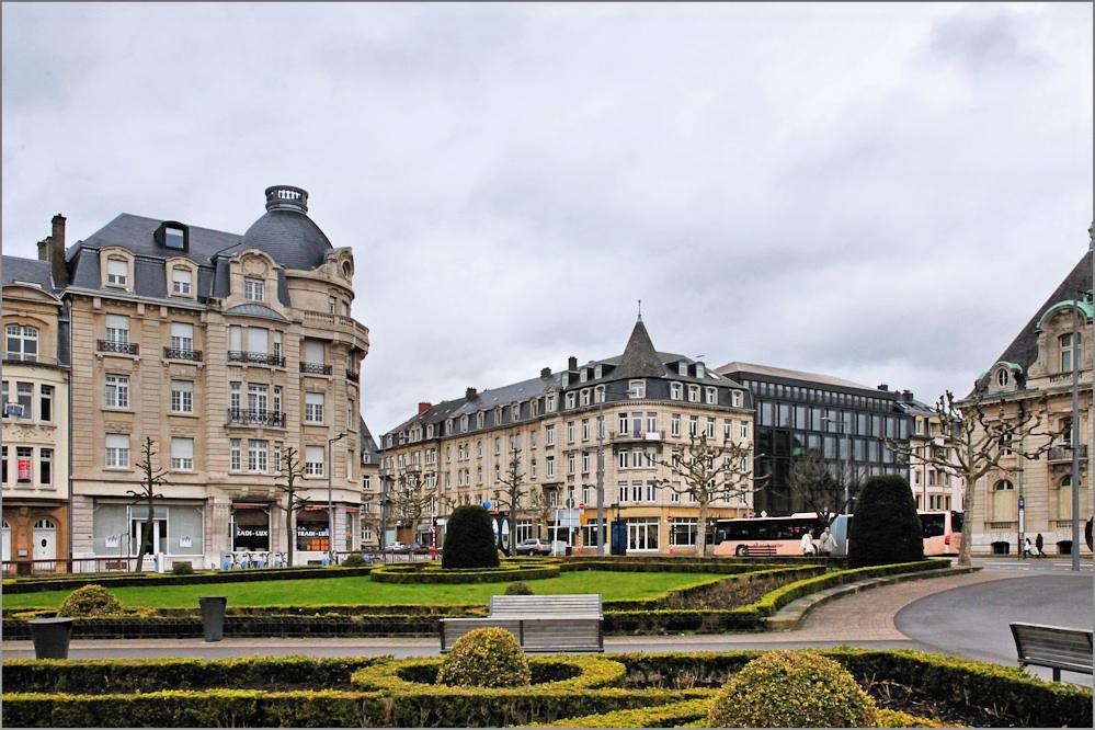 An der Avenue de la Liberté