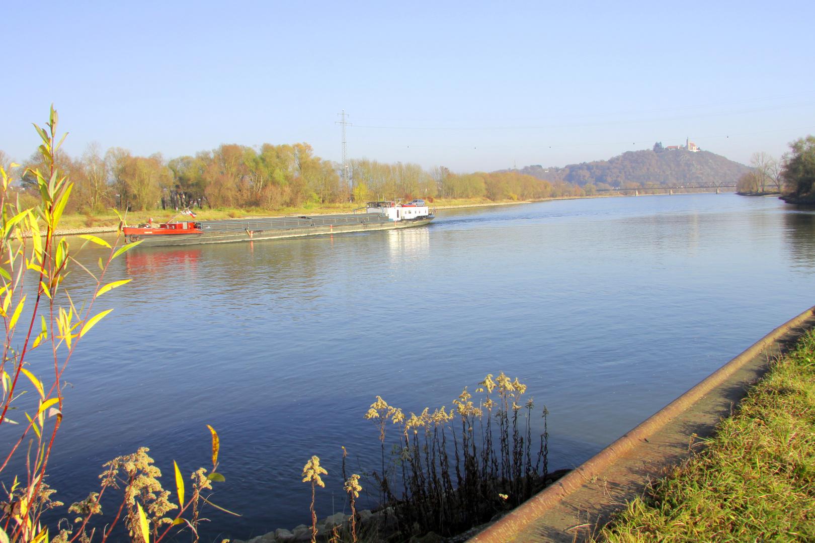 An der Donau..