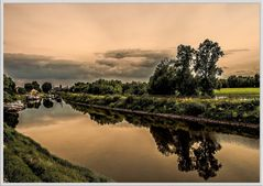An der Elbe in Dresden