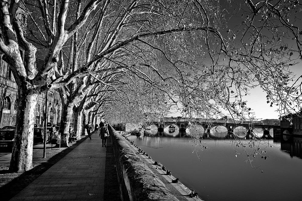 an der Garonne Toulouse