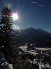 """""""An der Kanzelhütte-Oberjoch 1100m 2"""""""
