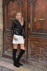 ..an der Kirchentür