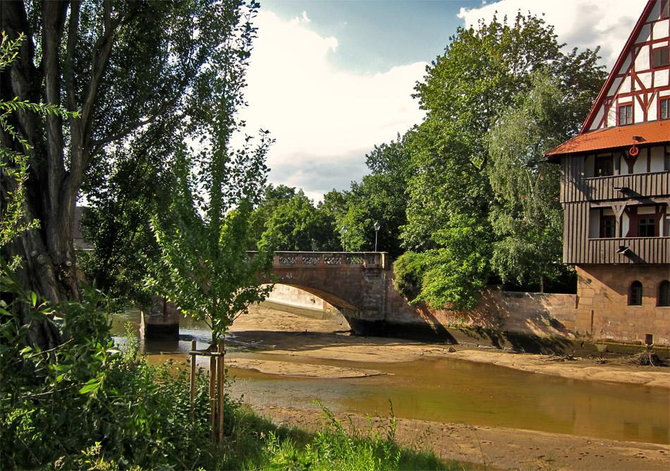 An der Maxbrücke
