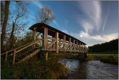 An der Mündung der Preisdorf