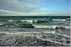 . . . an der Nordsee zu wohnen !
