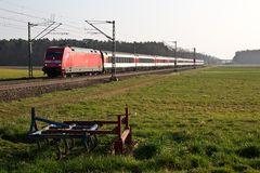 An der Rheintalbahn