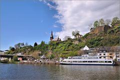 An der Saar bei Saarburg