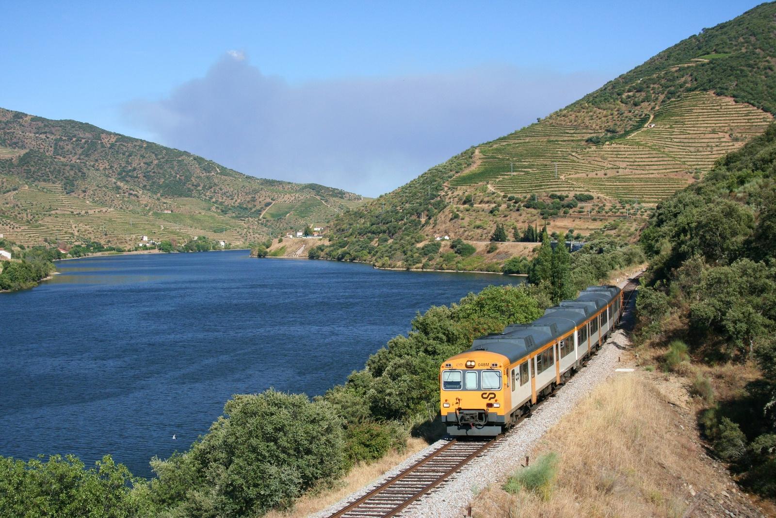 An der schönen blauen Douro