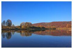 An der schönen blauen Weser... - kein Walzer von Johann Strauss... ;-))