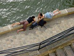 AN DER SEINE in Paris