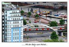 ...an der Speicherstadt ....