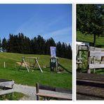 """""""An der Terrasse der Siede Alpe"""""""