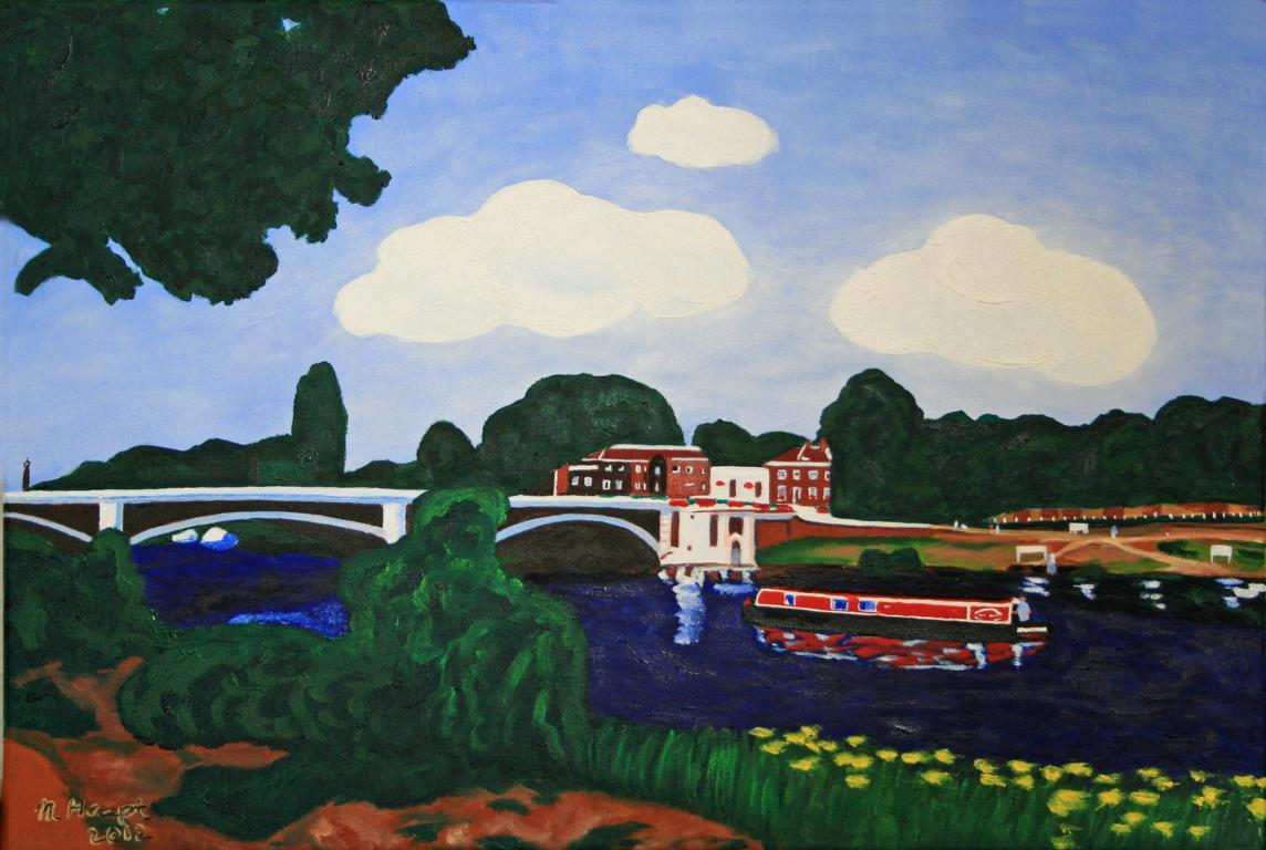 an der Themse II