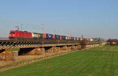 An der Weserbrücke