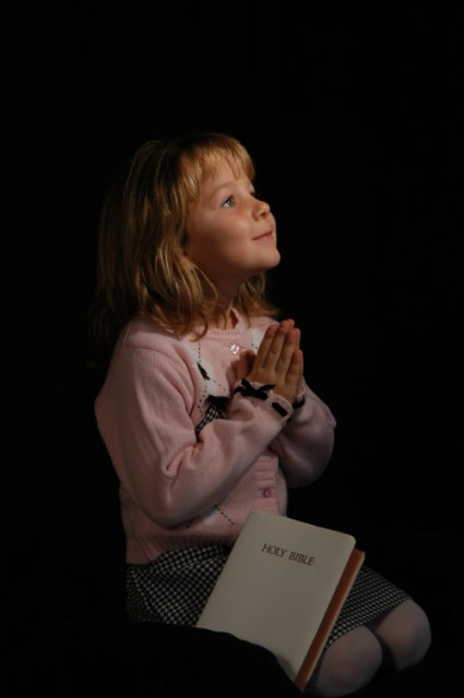 an early prayer