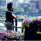 An East River Summer Moment