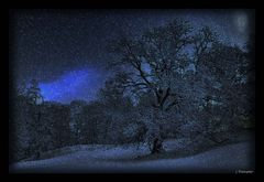 - an einem kalten Winterabend -