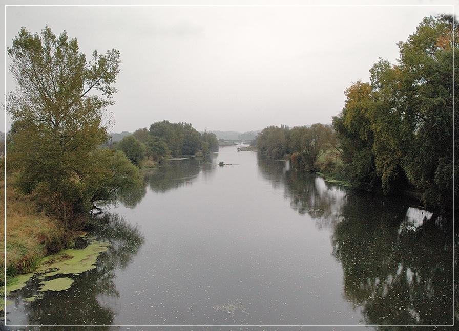 An einem Regentag in Lothringen