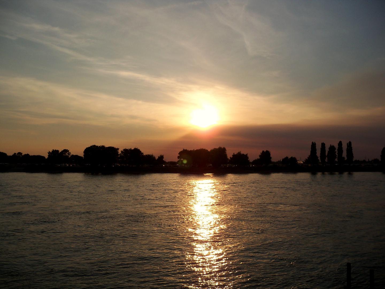An einem sehr schönen Abend...