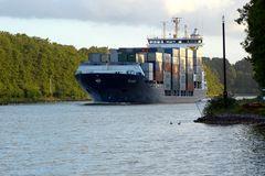 An einer der schönsten Ecken von Schleswig-Holsteins , A beautiful place at the Kiel Canal