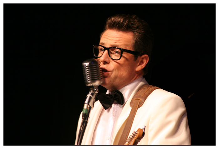 an evening with mr. buddy holly