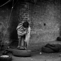 An Indiens Strassen