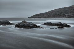 An Irlands Küste