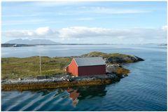An Norwegens Küste