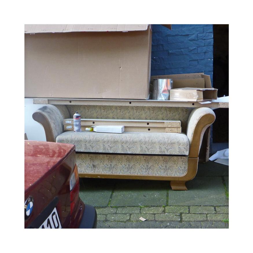 an old Sofa